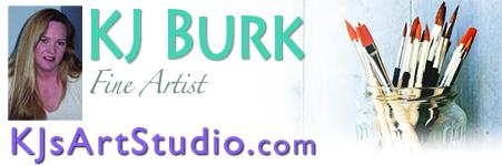 KJ's Art Studio | Original Fine Art by Christian American Artist, KJ Burk